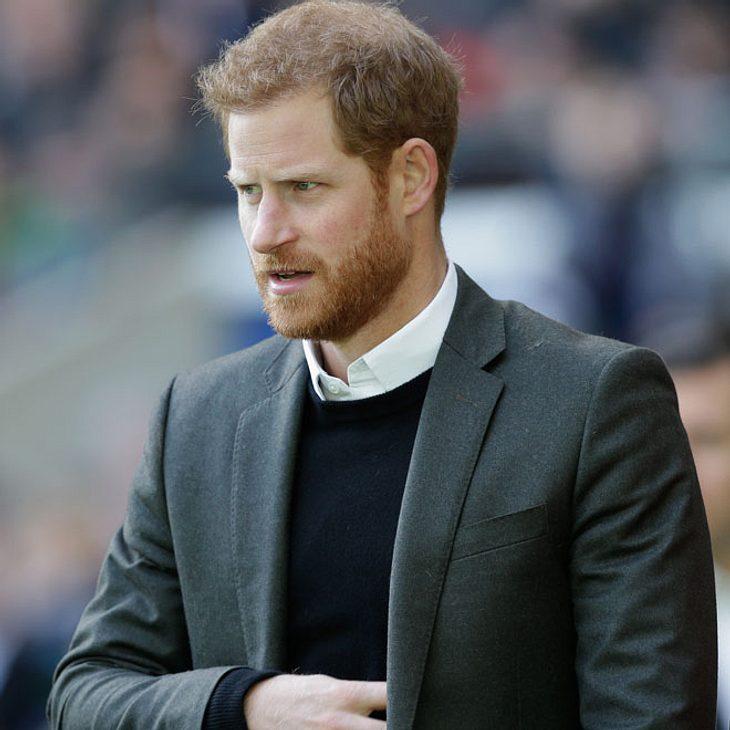 Prinz Harry: Unehelicher Sohn aufgetaucht!