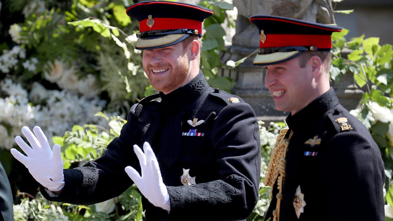 Prinz Harry William