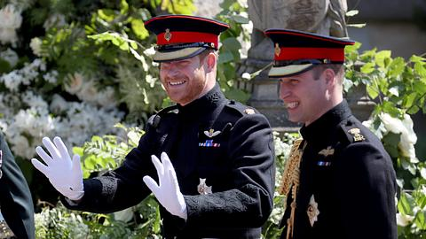 Prinz Harry William - Foto: Getty Images
