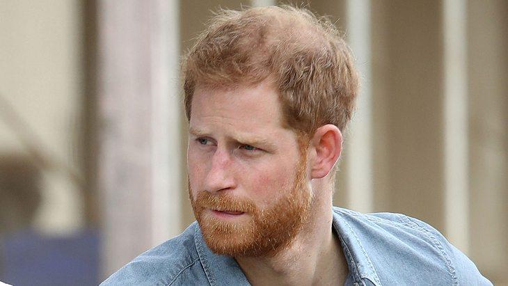 """Prinz Harry besucht die """"WellChild Awards"""""""