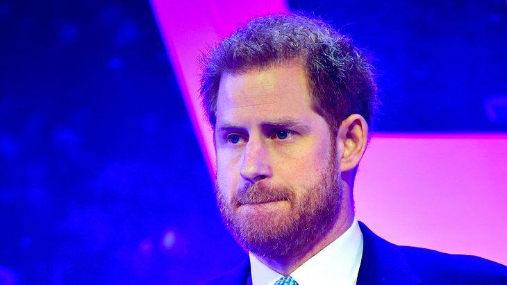 Prinz Harry: Einsam und verlassen!