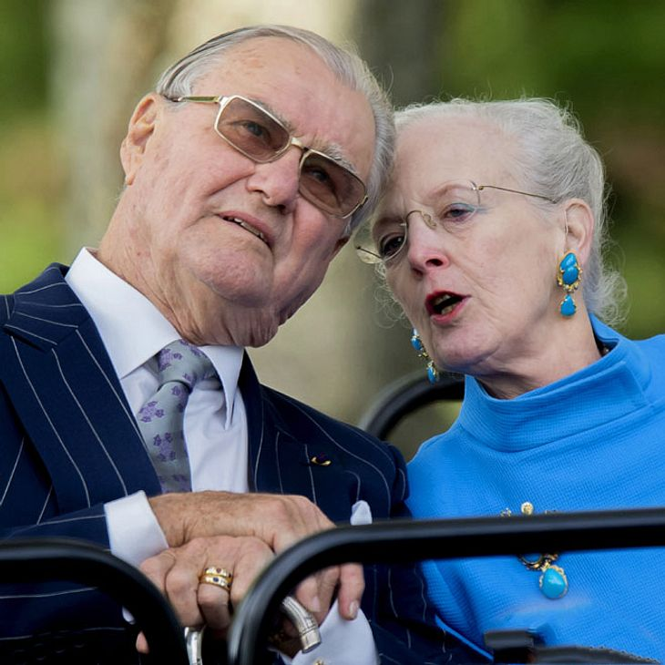 Sorge im dänischen Königshaus: Prinz Henrik liegt im Krankenhaus!