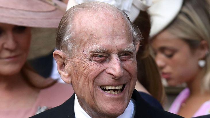 Prinz Philip feiert seinen 98. Geburtstag