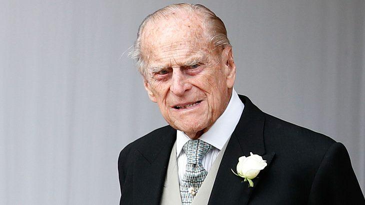 Prinz Philip: Schock! Er könnte eine lebensgefährliche Hirnblutung haben