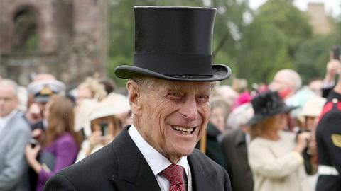 Prinz Philip - Foto: GettyImages