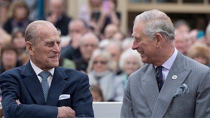 Prinz Philip und Prinz Charles - Foto: GettyImages
