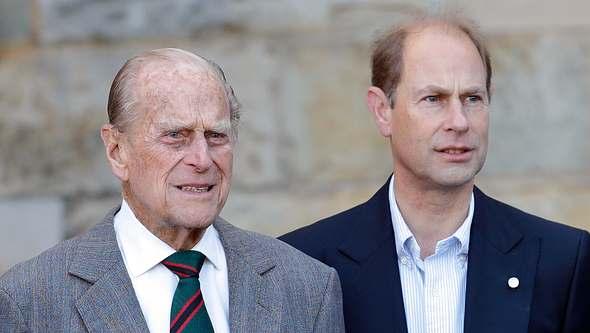 Prinz Philip und Prinz Edward - Foto: Max Mumby/Indigo/Getty Images