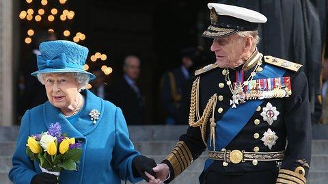 Queen Elizabeth und Prinz Philip - Foto: GettyImages