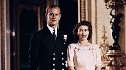 Süße Überraschung an ihrem 73. Hochzeitstag