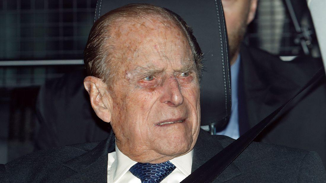 Prinz Philip: Schlimmer Autounfall!