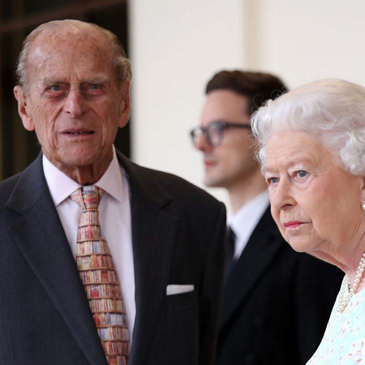 Prinz Philip: Schockierende Fremdgeh-Vorwürfe!