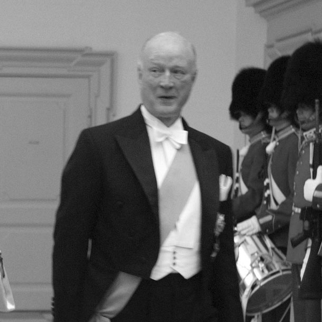 Prinz Richard zu Sayn-Wittgenstein-Berleburg ist tot