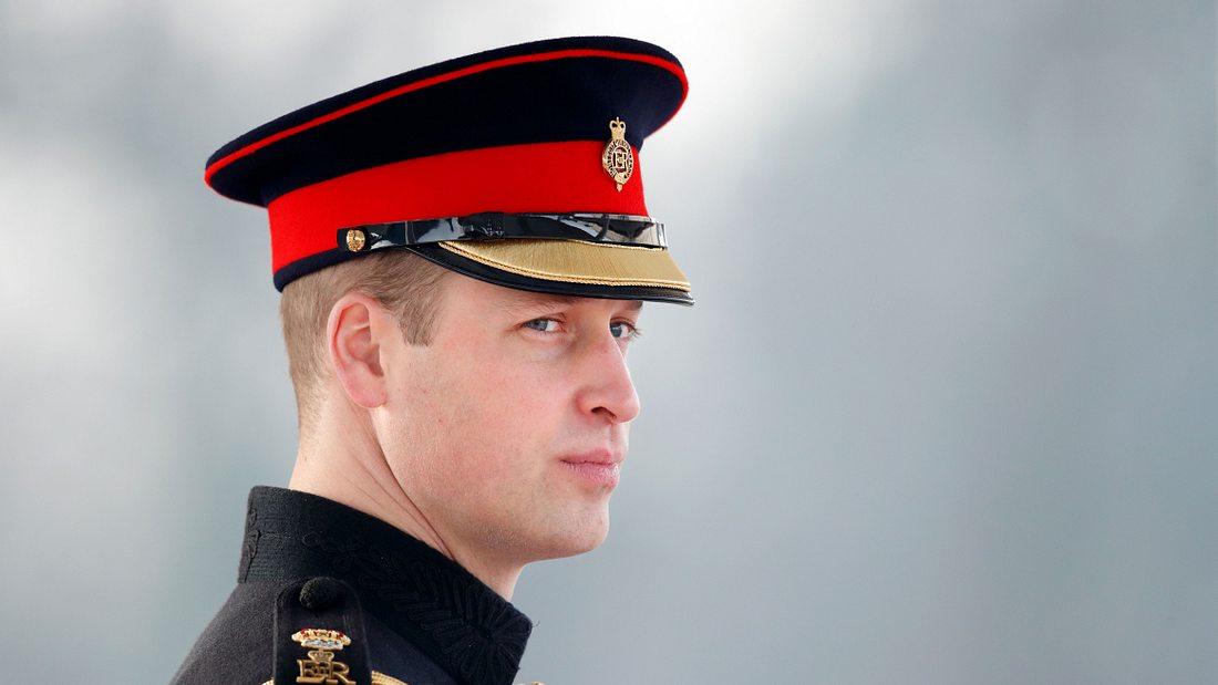 Prinz William spricht über die dunklen Zeiten seines Lebens