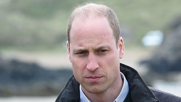 Prinz William leidet immer noch unter dem Tod seiner Mutter