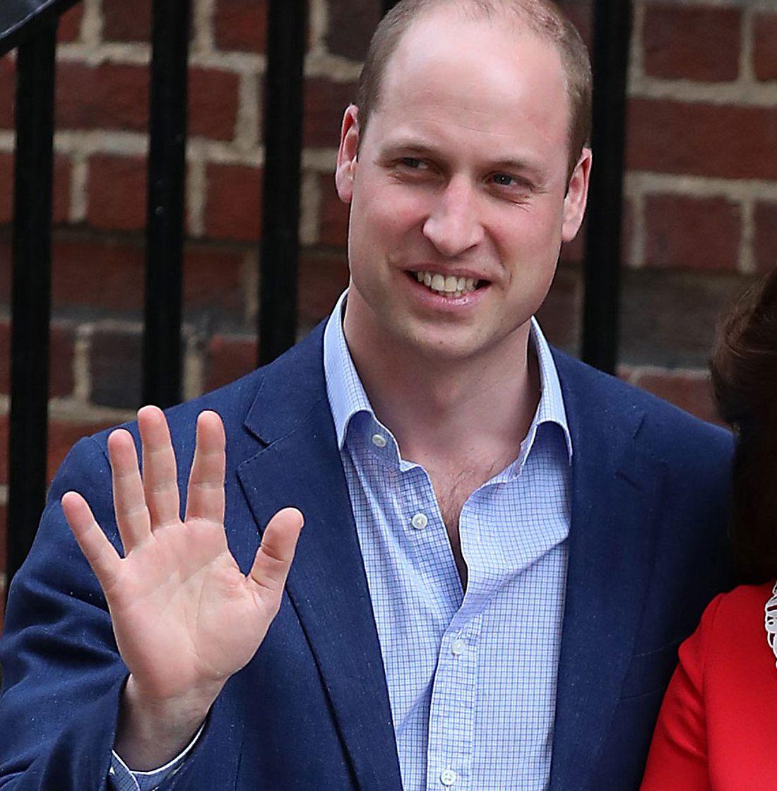 Zauberhafte Nachrichten für Prinz William