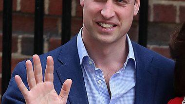 Zauberhafte Nachrichten für Prinz William - Foto: Getty Images