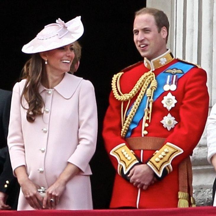 Will Prinz William die Geburt seines Kindes filmen?