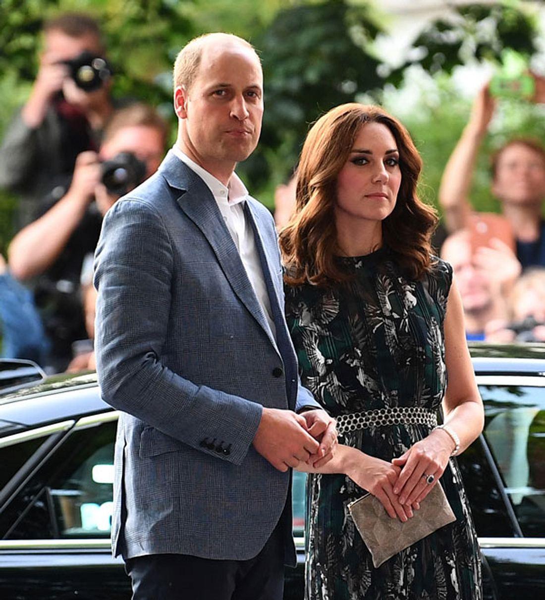 Herzogin Kate & Prinz William: Trauriger Abschied! Sie zieht sich aus der Öffentlichkeit zurück!
