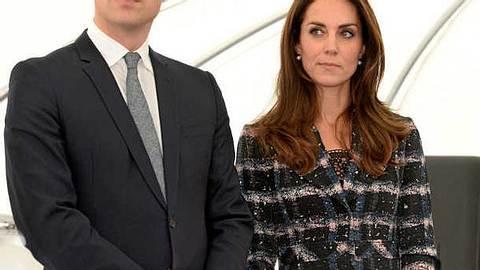 Herzogin Kate & Prinz William: Große Verzweiflung wegen der Babys - Foto: Getty Images