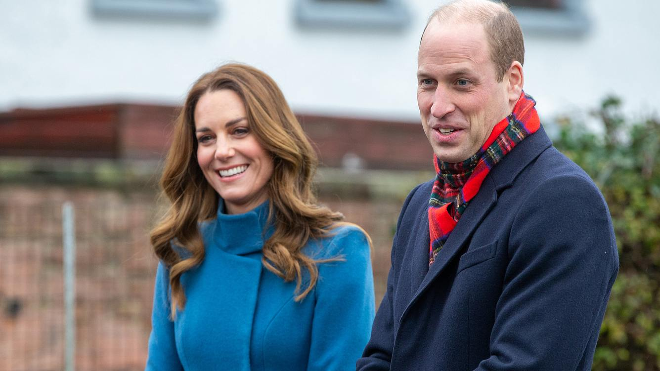 Herzogin Kate und Prinz William: Familienzuwachs