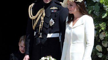 Schlimmer Streit bei Herzogin Kate und Prinz William - Foto: GettyImages