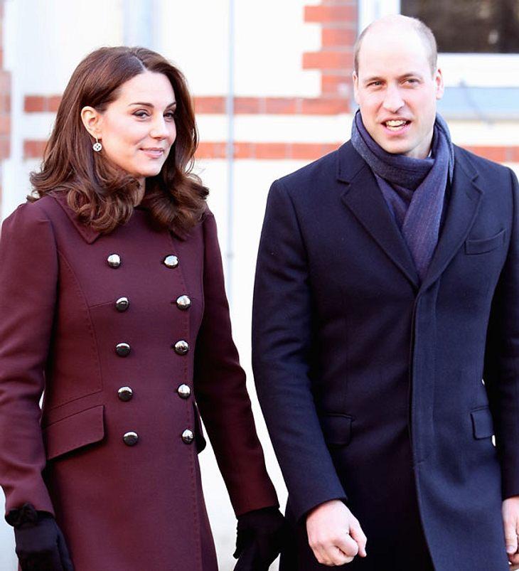 Prinz William & Herzogin Kate: Zwillings-Beichte! Jetzt spricht der Prinz endlich Klartext