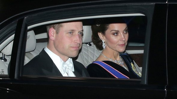 Kate und William - Foto: Getty Images