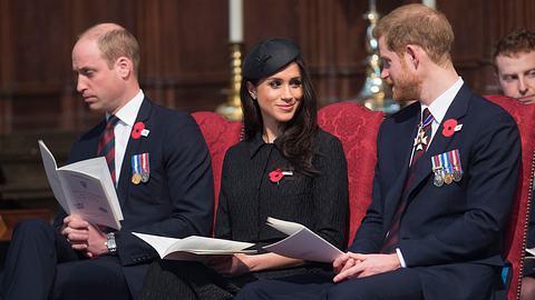 Prinz William und Herzogin Meghan - Foto: Eddie Mulholland - WPA Pool/Getty Images