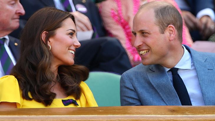 Prinz William & Herzogin Kate: Süßes Geheimnis enthüllt!