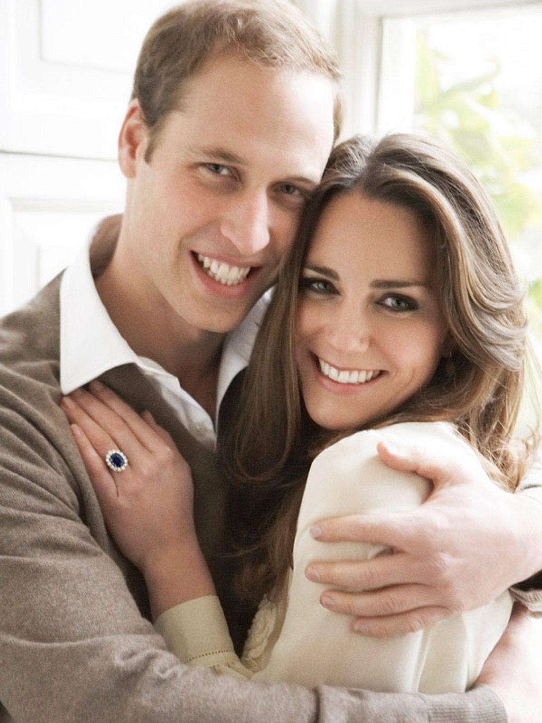 Kate und William: Hochzeitseinladung von Brangelina?