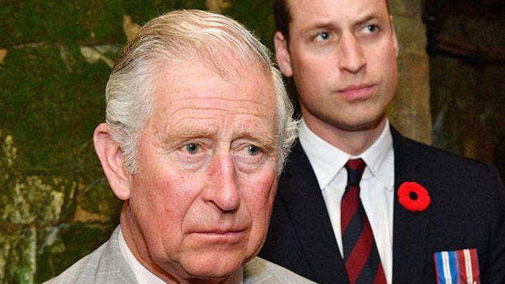 Drama um Prinz Charles und den unehelichen Sohn!