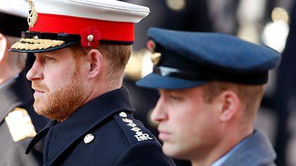 Prinz William Prinz Harry - Foto: Getty Images