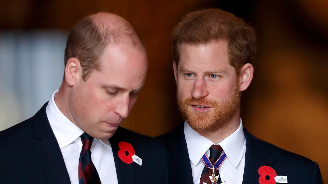 Prinz William & Prinz Harry