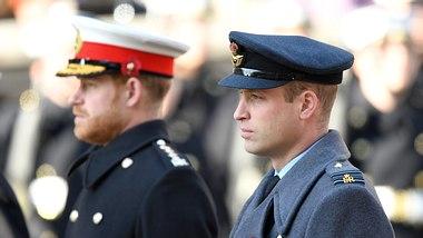 William und Harry - Foto: Getty Images
