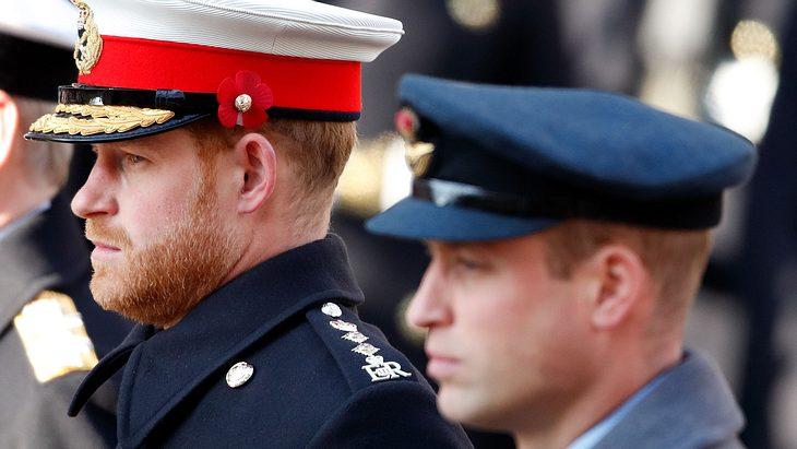 Prinz Harry und Prinz William: Neue Eskalation im Brüder-Streit