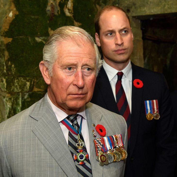 Soll Prinz William das Zepter bekommen?