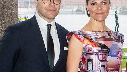 Victoria von Schweden: Jetzt wird ihr Prinz Daniel auch noch verspottet! - Foto: Getty Images