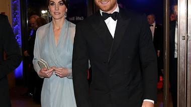 Prinz Harry begleitet seinen Bruder und Herzogin Kate oft - Foto: Getty Images