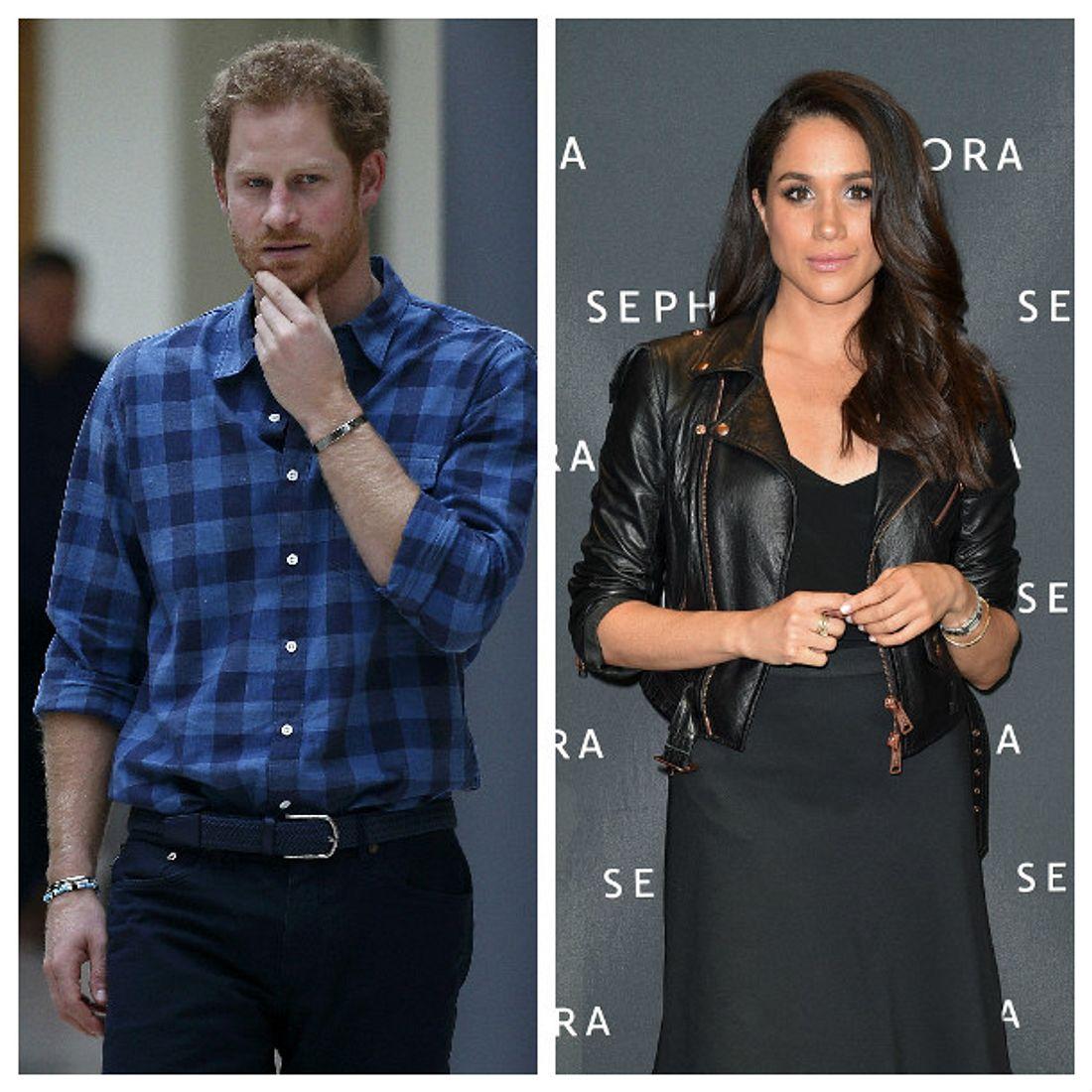Prinz Harry investiert jetzt in die Sicherheit von Meghan Markle