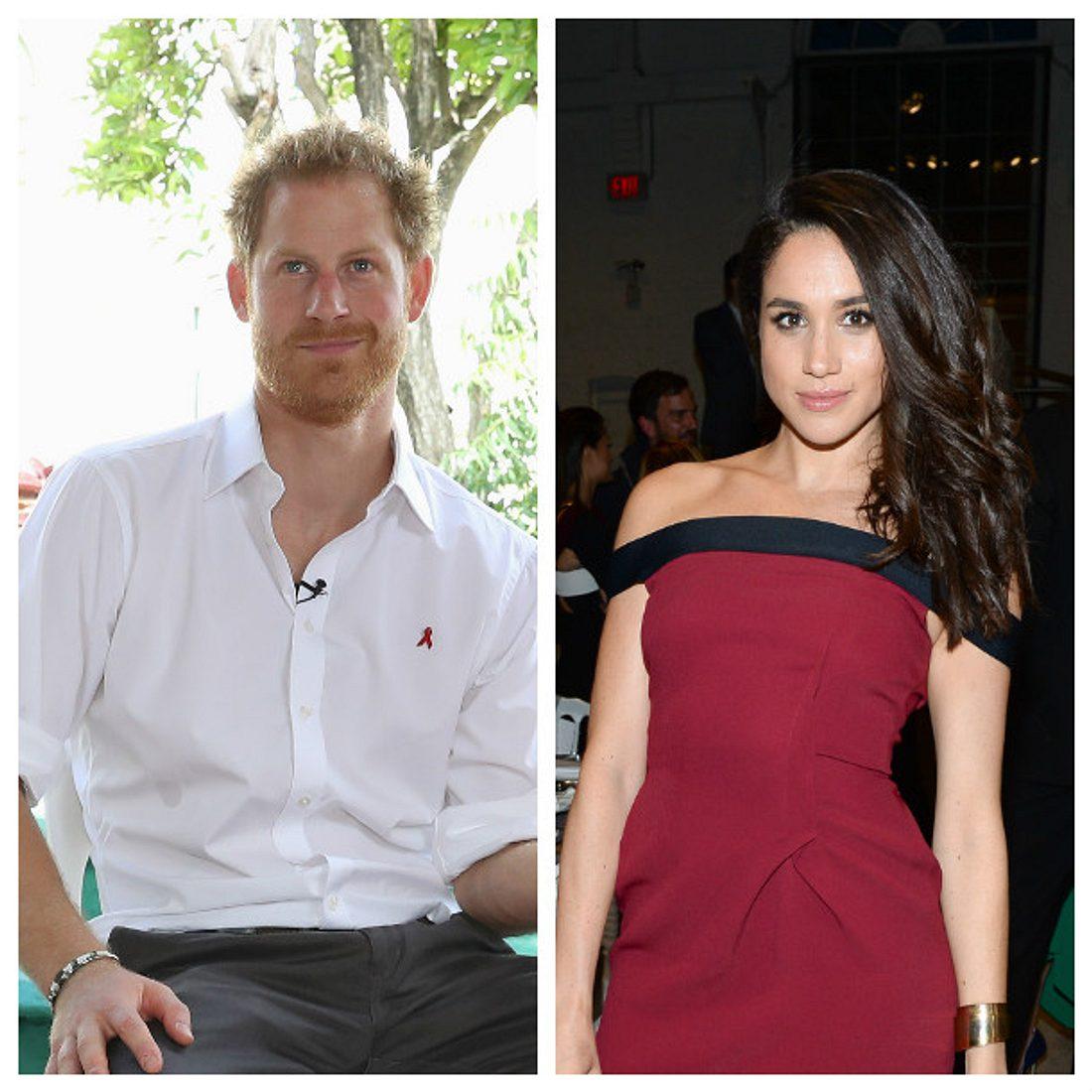Prinz Harry sehnt sich nach Meghan Markle
