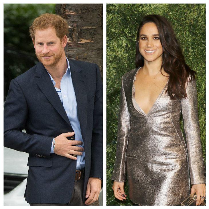 Prinz Harry und Meghan Markle scheinen es ernst miteinander zu meinen