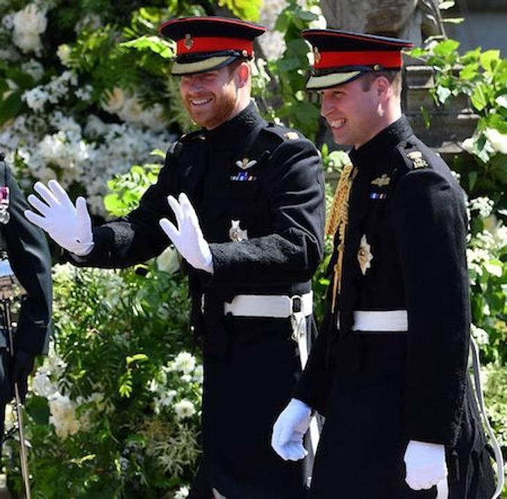 Nach der Hochzeit: Diesen Streich spielte Prinz William Bruder Harry