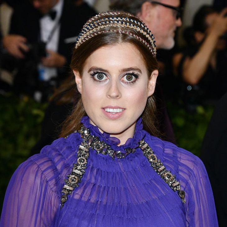 Hat Prinzessin Beatrice ein süßes Geheimnis?