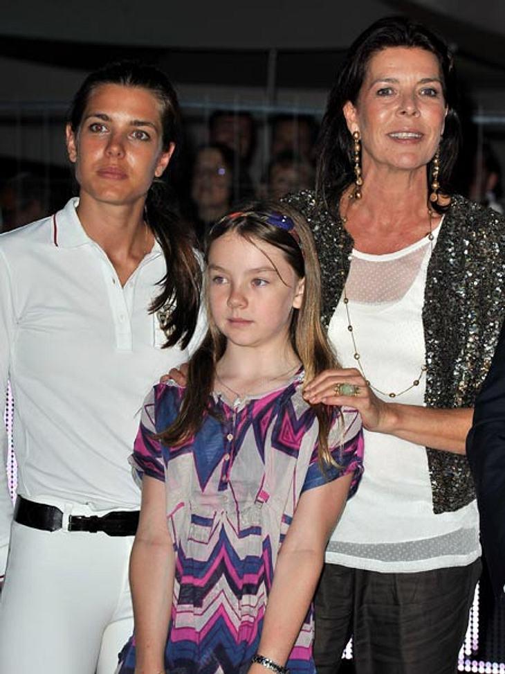 Schwanger über 40: Diese Stars freuen sich über ihr spätes MutterglückPrinzessin Caroline von Monaco (55) brachte Tochter Alexandra Charlotte Ulrike Maryam Virginia Prinzessin von Hannover mit über 40 zur Welt. Das gemeinsame Kind mit Ernst
