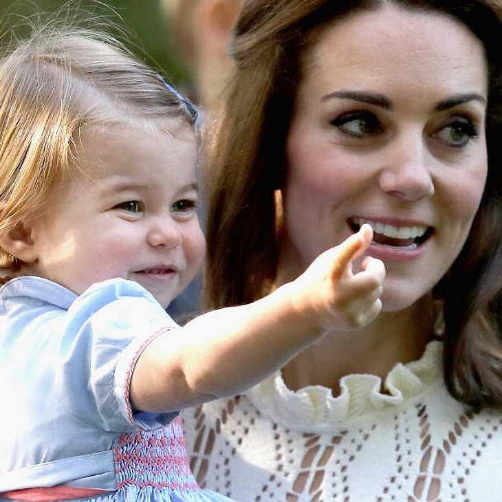 Prinzessin Charlotte hat ihre ersten Worte gesprochen!