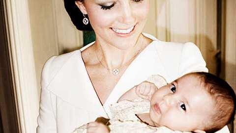 Prinzessin Charlotte Kleid - Foto: Gettyimages