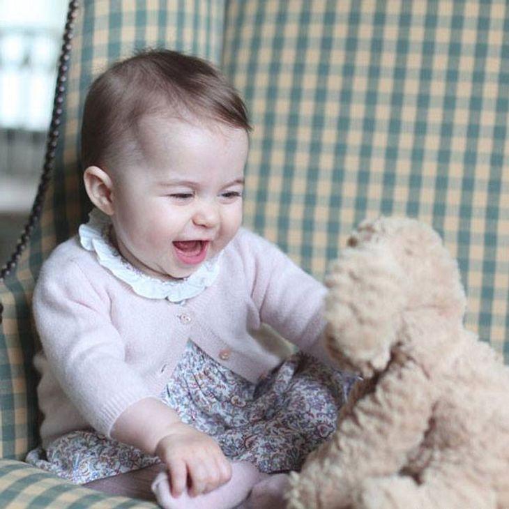 Prinzessin Charlotte hat einen eigenen Lippenstift