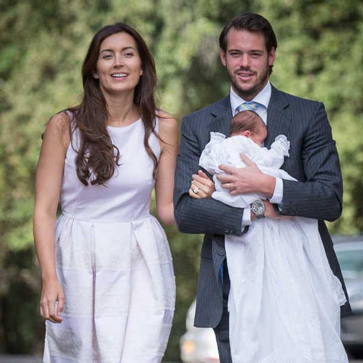 Prinzessin Claire & Prinz Félix von Luxemburg: Das Baby ist da!