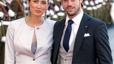 Prinzessin Claire und Prinz Felix erwarten das nächste Kind - Foto: getty