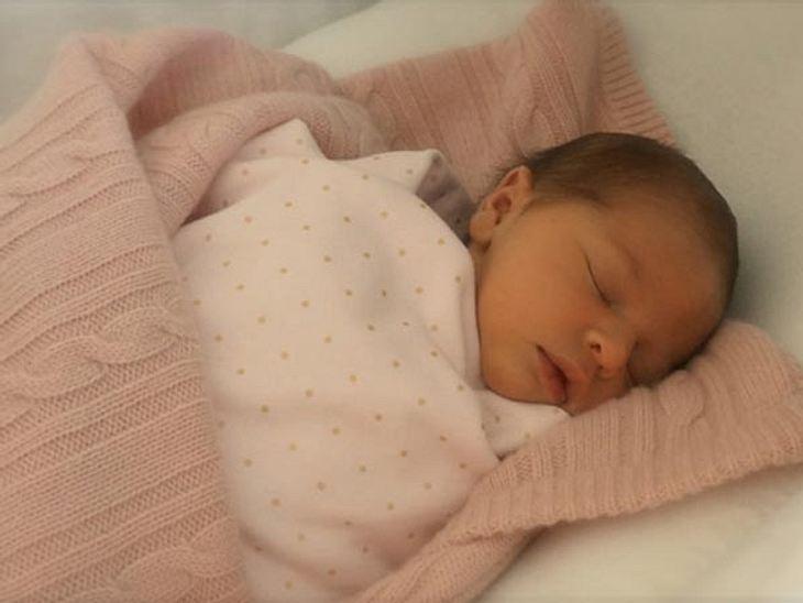 Das erste Bild von Prinzessin Leonore